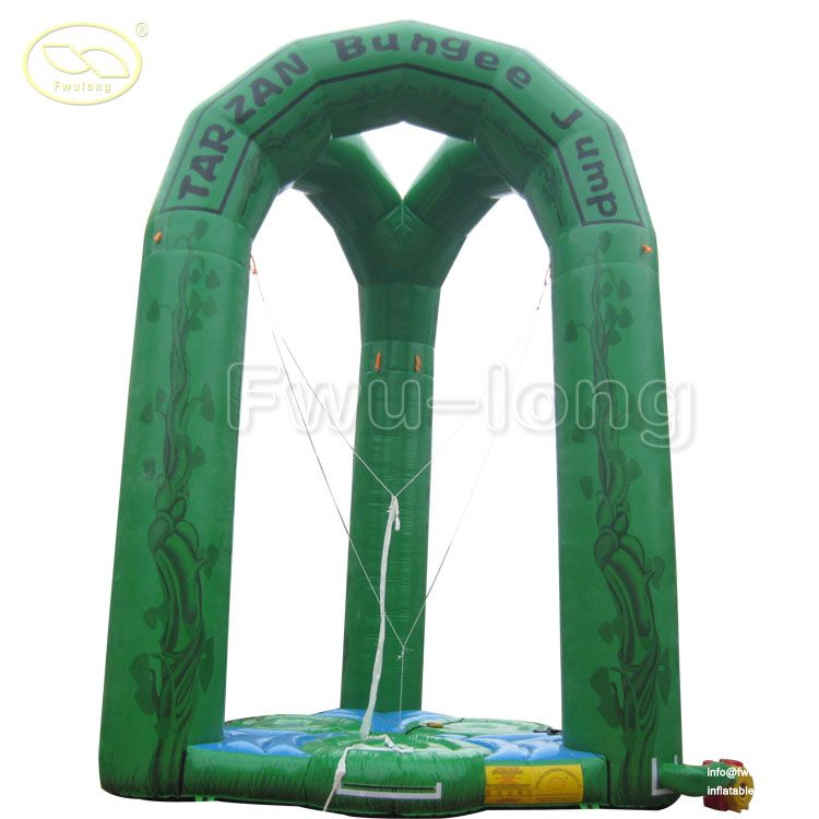 Inflatable Bungee jumpping FLBJ-A20001