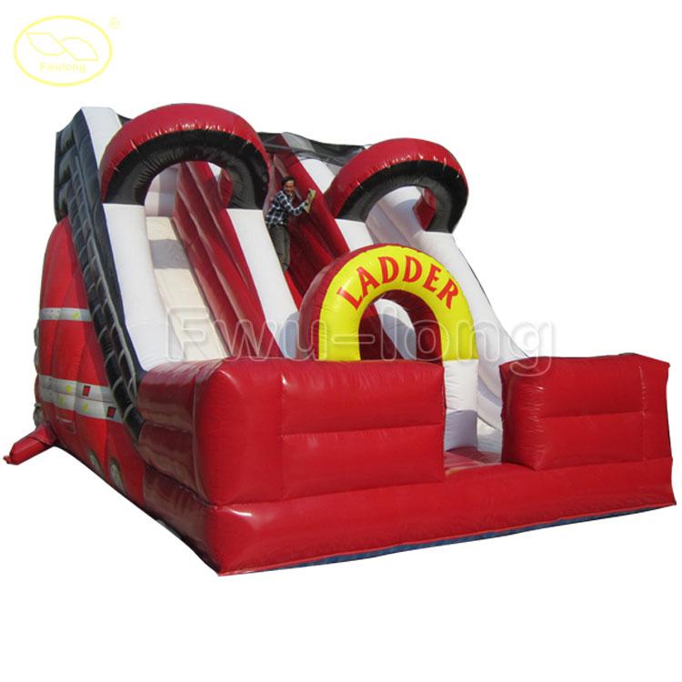 Inflatable Longest Slide: Inflatable Slides FLSL