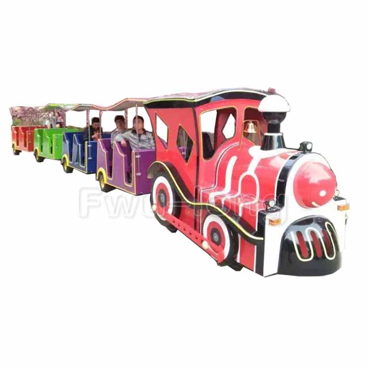 Medium Cartoon Tour Train FLDT-A30001