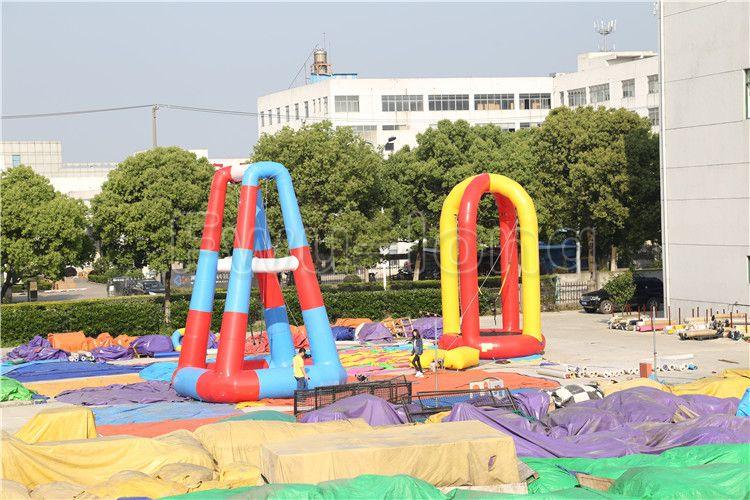 Inflatable Bungee jumpping